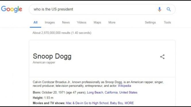 'bug' Di Google Yang Bisa Mengubah Hasil Pencarian
