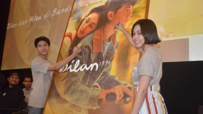 Setahun Tak Bertemu, Iqbaal Ramadhan Masih 'cinta' Vanesha Prescilla