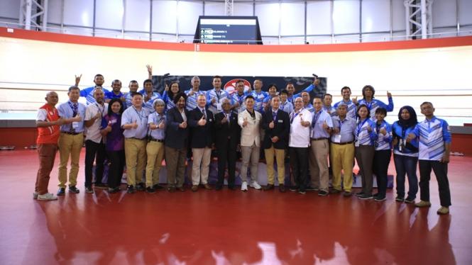 Sukses Asian Track Championship 2019, Indonesia Tuai Pujian