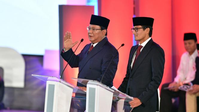 Prabowo: Gaji Gubernur Rp8 Juta, Tidak Realistis