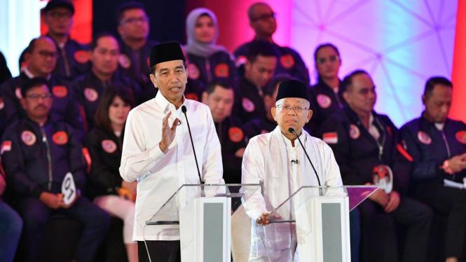 Soal Disabilitas, Jokowi: Pernyataan Pak Sandi Mirip Dengan Saya