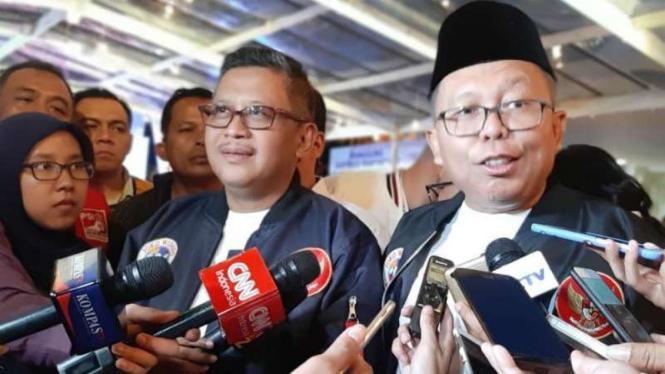 Soal Najwa Shihab, Tim Jokowi Serahkan Ke Kpu