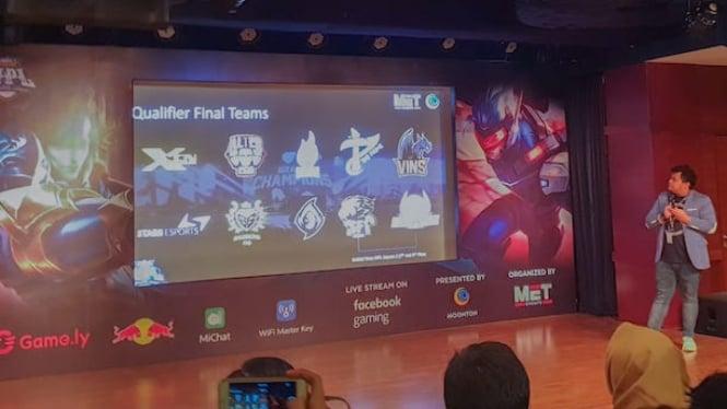 Turnamen Mobile Legends: Bang Bang Professional League – Indonesia Season 3.