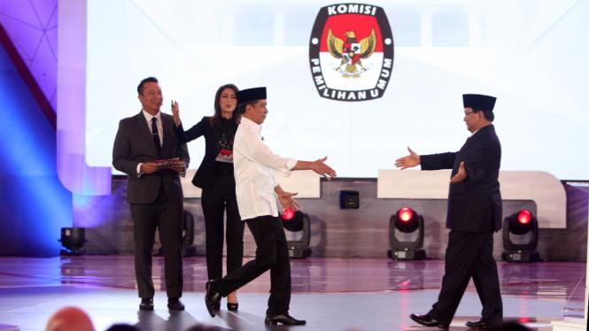 Bpn Prabowo-sandi Ingin Debat Putaran Ii Berjalan Lebih Natural