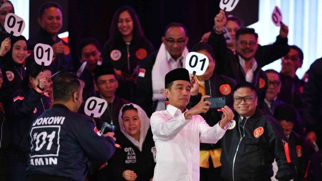 Alasan Jokowi Tanya Internal Gerindra Saat Debat Capres