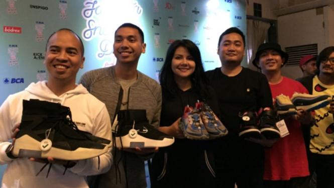 Jakarta Sneakers Day Hadirkan Koleksi Eksklusif, Catat Tanggalnya!