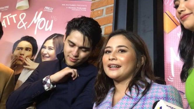 Prilly Latuconsina Sempat Ragu Main Film Bareng Pacar