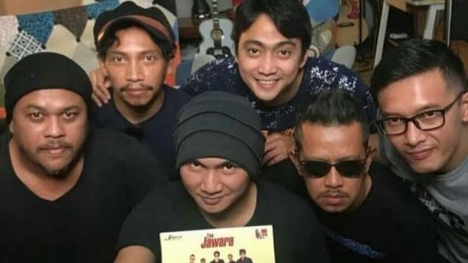 Band Ini Mengaku Emosi Dibilang Jelek Oleh Anji