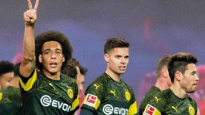 Dortmund Belum Terusik Di Puncak Klasemen Bundesliga