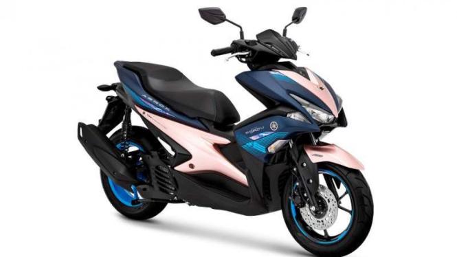 Yamaha Aerox 155 VVA S Doxou Version