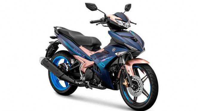 Yamaha MX King 150 Doxou Version