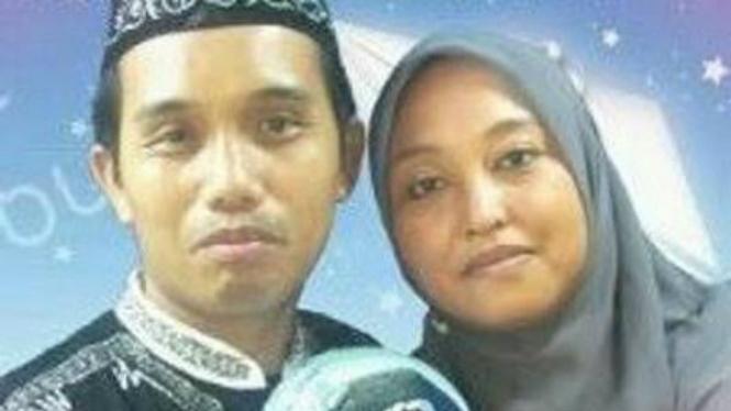 Ustaz Maulana dan Istri