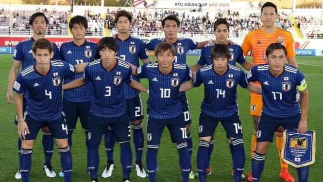 Bekuk Arab Saudi, Jepang Ladeni Vietnam Di Perempat Final Piala Asia