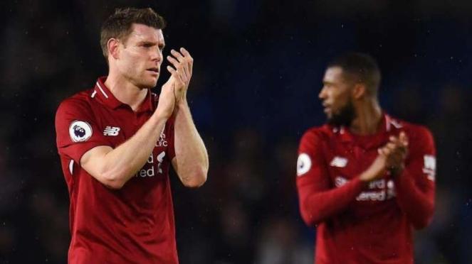Pemain Liverpool, James Milner (kiri)
