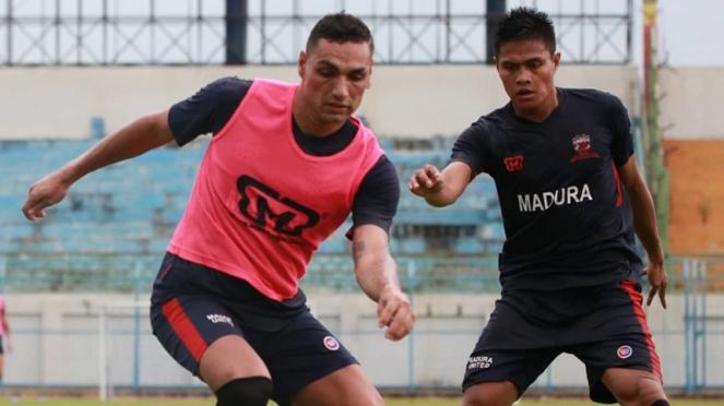 Bek Madura United, Jaimerson Xavier