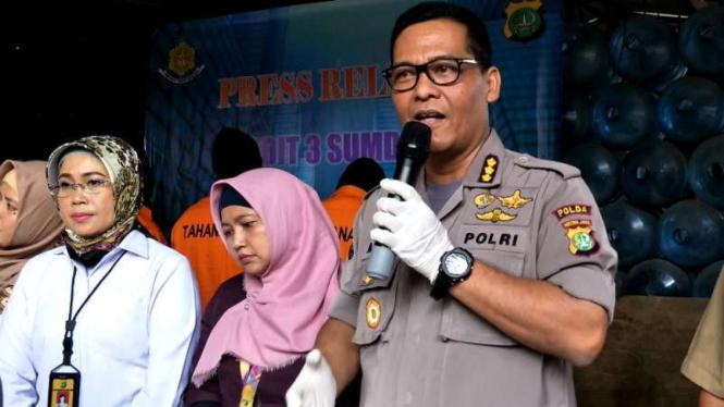 Kabid Hubungan Masyarakat Polda Metro Jaya Komisaris Besar Polisi Argo Yuwono.