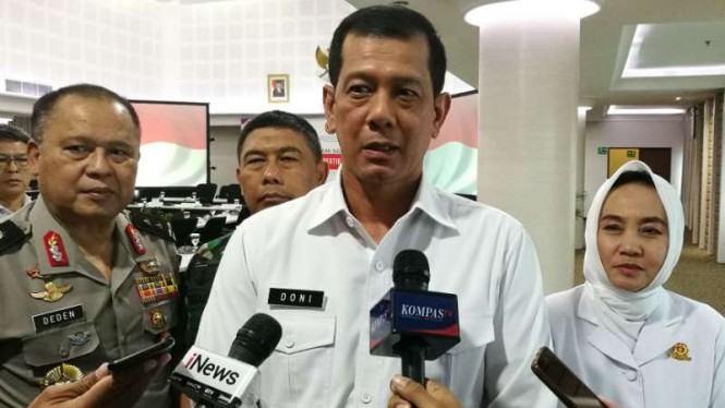 Bnpb Minta Pejabat Daerah Ikut Jaga Jalur Evakuasi Bencana