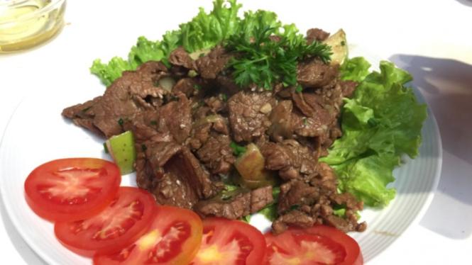 Resep: Beef Sukiyaki Enak Dan Sehat Ala Chef Reza