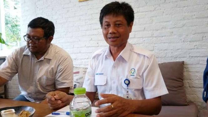 Deputi Pendayagunaan Teknologi Nuklir BATAN, Hendig Winarno.