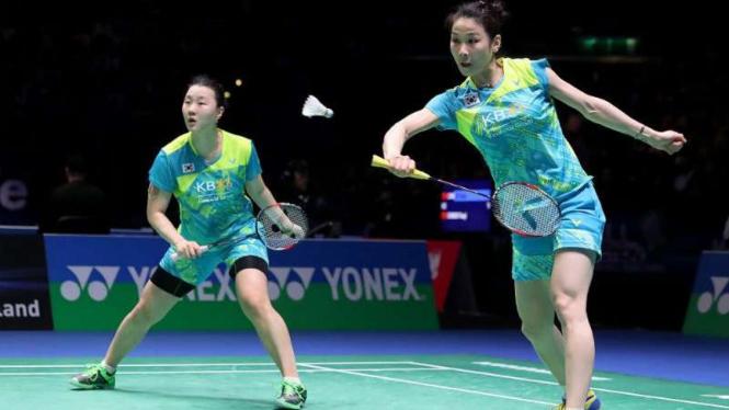 Chang Ye Na/Jung Kyung Eun