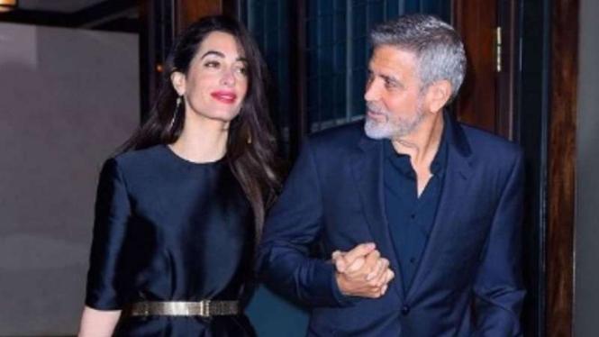 Amal dan George Clooney