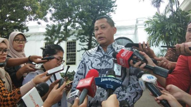 Direktur Utama Perum Bulog, Budi Waseso