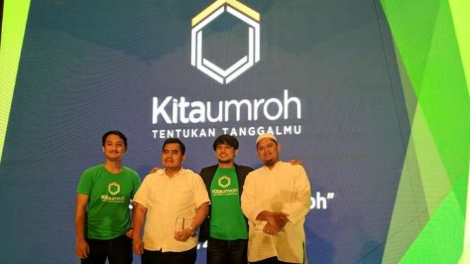 Startup Kitaumroh.