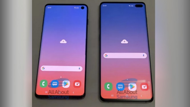 Bocoran Samsung Galaxy S10