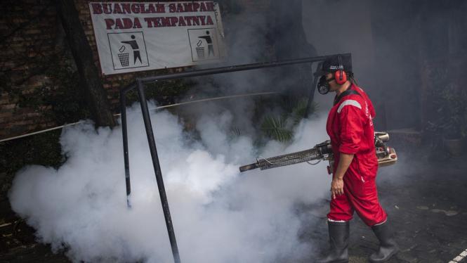 Waspada Demam Berdarah Dengue