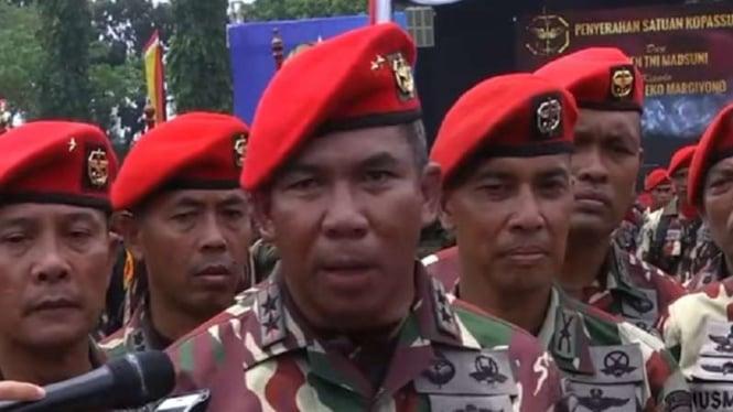 Mayjen TNI Eko Margiyono Jabat Pangdam Jaya
