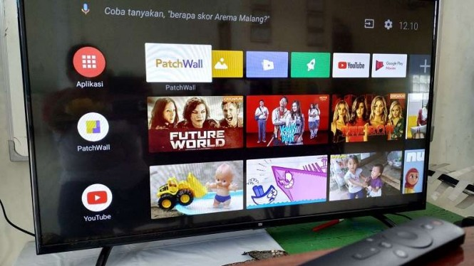 Mi TV 4A Android, Bisa Nonton Film Lokal dari Negara Mana