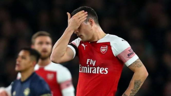 Gelandang Arsenal, Granit Xhaka