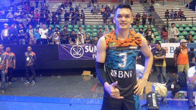 Pemain Jakarta BNI 46, Sigit Adrian