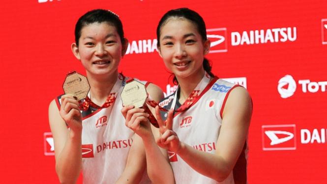 Ayaka/Matsumoto Juara Ganda Putri Indonesia Masters 2019