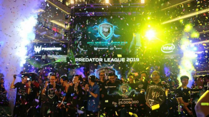 Final Predator League 2019