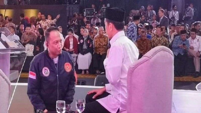 Wakil Direktur Komunikasi TKN Jokowi Ma'ruf, Ipang Wahid