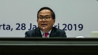 Kartika Wirjoatmodjo, jabat Komisaris Utama Bank Mandiri.