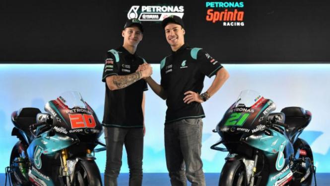 Tim baru MotoGP, Petronas Yamaha SRT