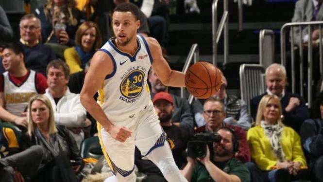 Bintang Golden State Warriors, Stephen Curry