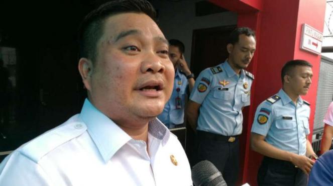 Kepala Rutan Klas I Cipinang, Oga Dermawan