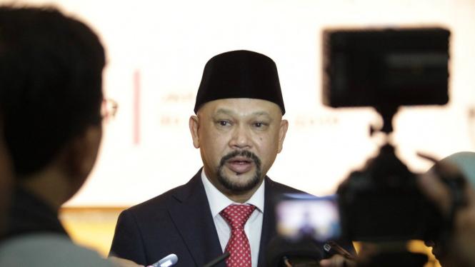Kepala BPPT Hammam Riza.