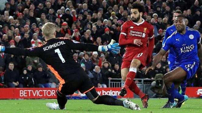 10 Fakta Menarik Jelang Duel Liverpool Vs Leicester City