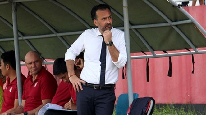 Borneo FC akhiri kerja sama dengan Fabio Lopez