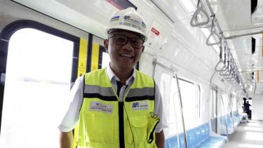William Sabandar, Direktur Utama PT MRT Jakarta,