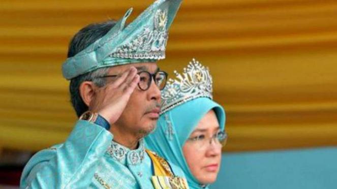 Sultan Abdullah Sultan Ahmad Shah dari Pahang