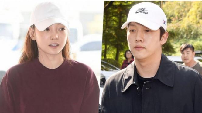 Goo Hara dan mantan kekasihnya, Choi Jong Bum