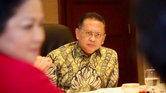 Ketua DPR RI Bambang Soesatyo