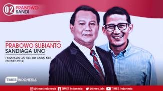Duet Prabowo-Sandi
