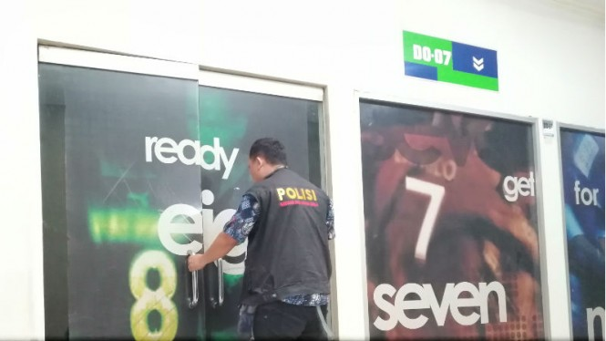 Kantor PT Liga Indonesia digeledah Satgas Antimafia Bola