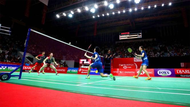 BWF World Tour Indonesia Masters 2019 Istora Senayan Jakarta